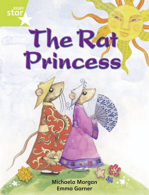 Rigby Star Indep Lime: Rat Princess Reader Pack - STAR INDEPENDENT