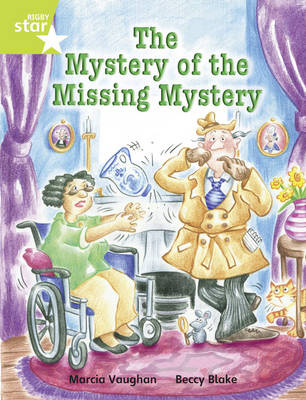 Rigby Star Indep Lime: Mystery of the Missing Mystery Reader Pack - STAR INDEPENDENT