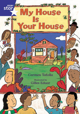 Star Shared: Reception, My House is Your House Big Book - Red Giant (Paperback)