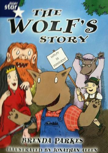 Star Shared 2, The Wolf's Story Big Book - RED GIANT (Paperback)