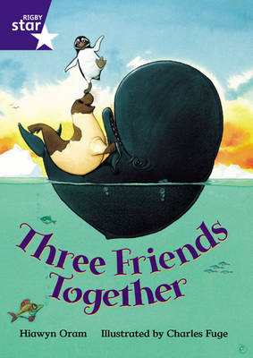Star Shared: 1, Three Friends Together Big Book - Red Giant (Paperback)