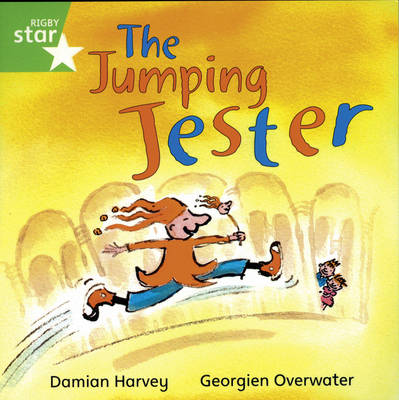 Rigby Star Independent Yr 1/P2 Green Level:Jumping (3Pack) - STAR INDEPENDENT