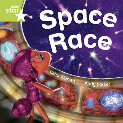 Rigby Star Independent Yr 1/P2 Green Level:Space Race (3 Pack) - STAR INDEPENDENT