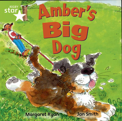 Rigby Star Independent Yr 1/P2 Green Level :Amber's Big (3 Pack) - STAR INDEPENDENT