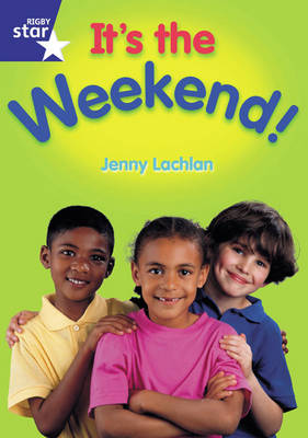Star Shared: Reception: it's the Weekend Big Book - Red Giant (Paperback)