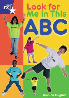 Star Shared: Reception, Look for Me in This ABC Big Book - Red Giant (Paperback)