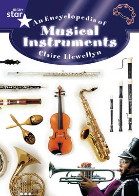 Star Shared: The Encyclopedia of Musical Instruments Big Book - Red Giant (Paperback)