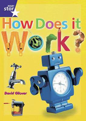 Star Shared: How Does it Work? Big Book - Red Giant (Paperback)