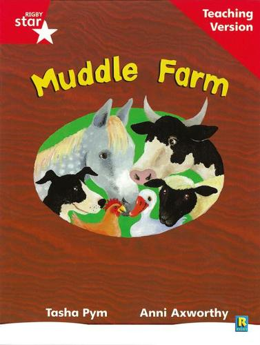 Rigby Star Phonic Guided Reading Red Level: Muddle Farm Version - RIGBY STAR (Paperback)