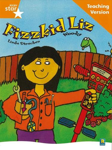Rigby Star Guided Reading Orange Level: Fizzkid LiTeaching Version - RIGBY STAR (Paperback)