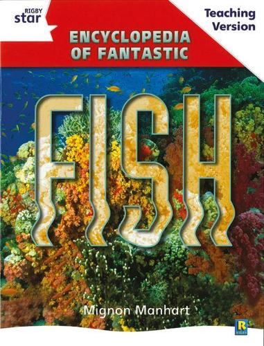 Rigby Star Guided Reading White Level: Fish Teaching Version - STARQUEST (Paperback)