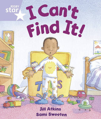 Rigby Star Guided Reception/P1 Lilac Level: I can't Find It 6 Pack Framework Edition - RIGBY STAR (Paperback)