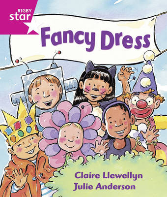 Rigby Star Guided: Reception/P1 Pink Level: Reception/P1 Fancy Dress 6PK Framework Edition - RIGBY STAR (Paperback)