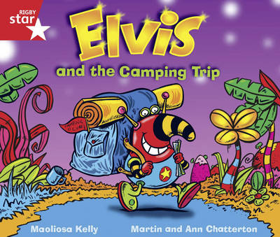 Rigby Star Guided Opportunity Readers Red Level: Elvis & Camping Trip (6 Pack) Framework - Star Phonics Opportunity Readers (Paperback)