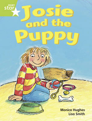 Rigby Star Guided Opportunity Readers Green: Josie and the Puppy (6 Pack) Framework Edit - Star Phonics Opportunity Readers (Paperback)