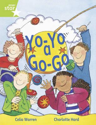 Rigby Star Guided 1/P2 Green Level: Yo-yo a Go Go (6 Pack) Framework Edition - RIGBY STAR (Paperback)
