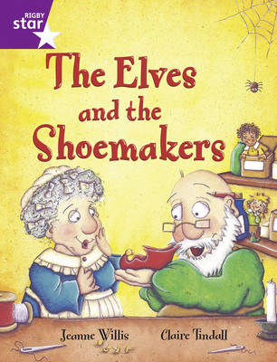 Rig Sta Gui Year 2/P3 Purple Level: The Elves and the Shoemaker ( 6 Pk) Framework Edition - RIGBY STAR (Paperback)