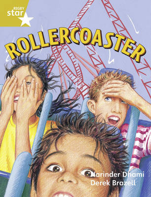 Rigby Star Guided Year 2/P3 Gold Level: Rollercoaster (6 Pack) Framework Edition - RIGBY STAR (Paperback)