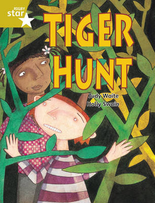 Rigby Star Guided Year 2/P3 Gold Level: Tiger Hunt (6 Pack) Framework Edition - RIGBY STAR (Paperback)