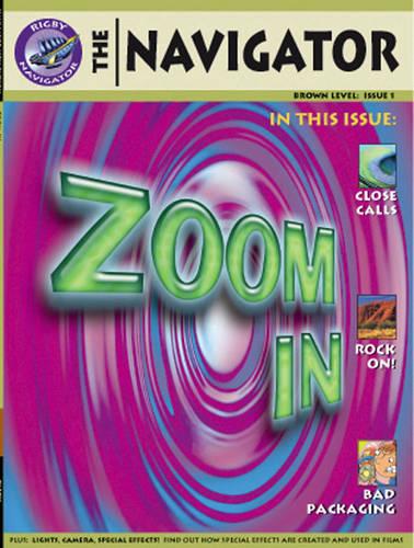 Navigator Yr 3/P4: Book 1 Zoom-In Book - NAVIGATOR FICTION (Paperback)