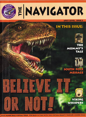 Navigator Non Fiction Yr 4/P5: Believe It Or Not - NAVIGATOR FICTION (Paperback)