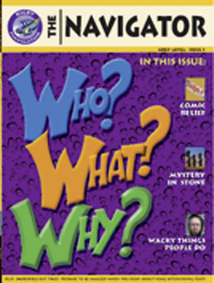 Navigator Non Fiction Year 4 Who Why What Group Reading Pack 09/08 - NAVIGATOR FICTION (Paperback)