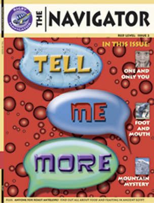 Navigator Non Fiction Year 6 Tell Me More Group Reading Pack 09/08 - NAVIGATOR FICTION (Paperback)