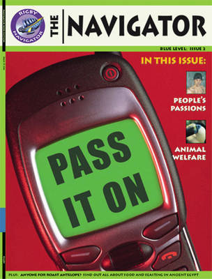 Navigator Non Fiction Yr 5/P6: Pass It On Book - NAVIGATOR FICTION (Paperback)