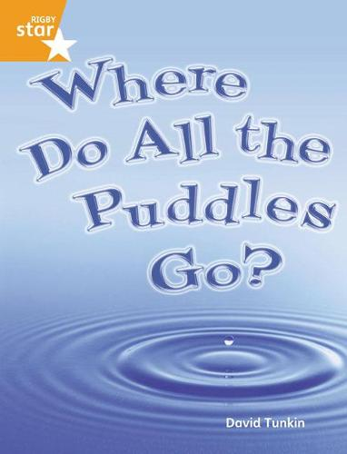 Rigby Star Guided Quest Orange: Where Do All The Puddles Go? Pupil Book Single - STARQUEST (Paperback)