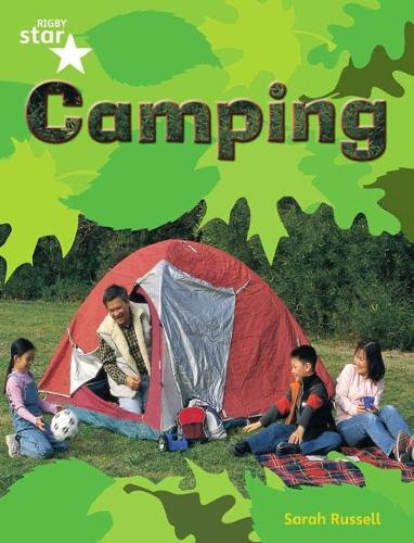 Rigby Star Guided Quest Green: Camping Pupil Book (Single) - STARQUEST (Paperback)