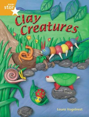 Rigby Star Guided Year 2: Orange Level: Clay Creatures Gui Reading Pack Framework Edition - STARQUEST (Paperback)