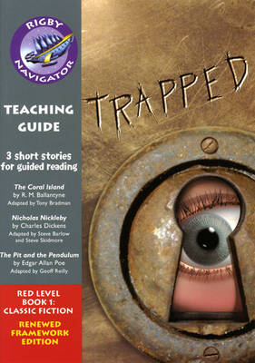 Navigator FWK: Trapped Teaching Guide - NAVIGATOR FRAMEWORK EDITION (Paperback)