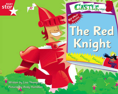 Clinker Castle Red Level Fiction: The Red Knight Single - STAR ADVENTURES (Paperback)