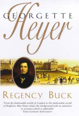 Regency Buck (Hardback)