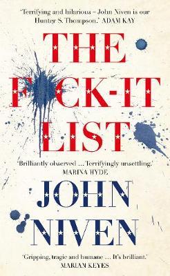 The F*ck-it List (Hardback)