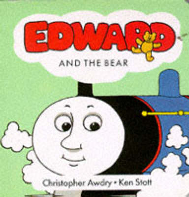 Edward and the Bear - Thomas the Tank Engine Board Books (Board book)