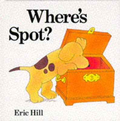 Where's Spot? (Hardback)