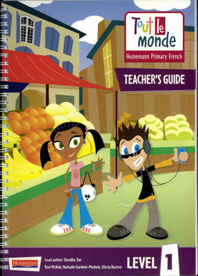 Tout Le Monde Level 1: Teaching Guide and Photocopy Masters - Tout le Monde (Spiral bound)