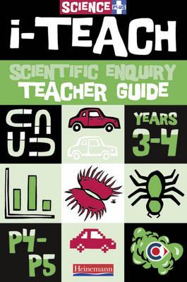 I-Teach Scientific Enquiry Yrs 3-4/P4-5: Single User Software - Heinemann Science Plus (CD-ROM)