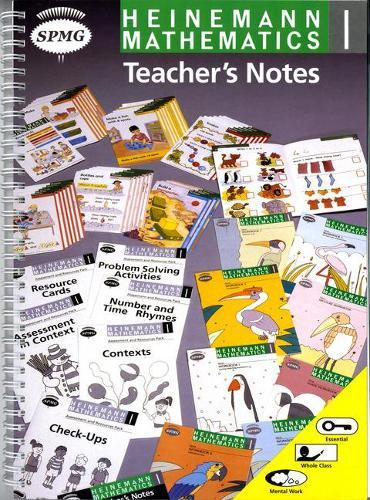 Heinemann Maths 1 Teacher's Notes - HEINEMANN MATHS (Paperback)