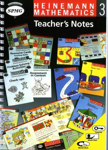 Heinemann Maths 3 Teacher's Notes - HEINEMANN MATHS (Spiral bound)