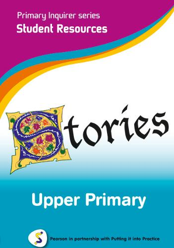 Primary Inquirer series: Stories Upper Primary Student CD: Pearson in partnership with Putting it into Practice - Primary Inquirer (CD-ROM)