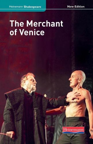 The Merchant of Venice (new edition) - Heinemann Shakespeare (Hardback)
