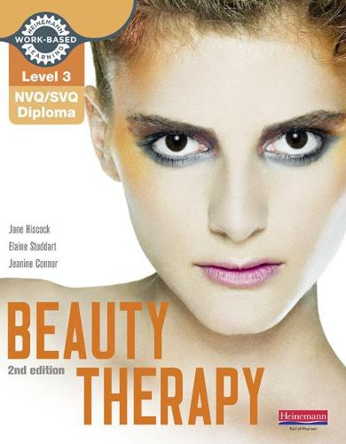 Level 3 NVQ/SVQ Diploma Beauty Therapy Candidate Handbook 2nd edition - NVQ L3 Hair & Beauty (Paperback)