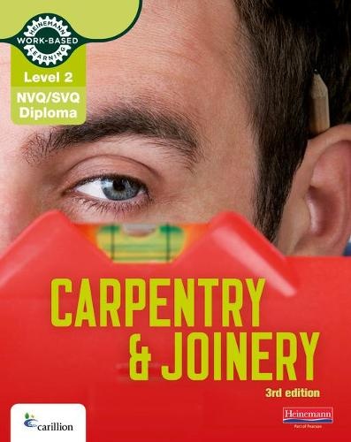 Level 2 NVQ/SVQ Diploma Carpentry and Joinery Candidate Handbook 3rd Edition - NVQ Carpentry & Joinery (Paperback)