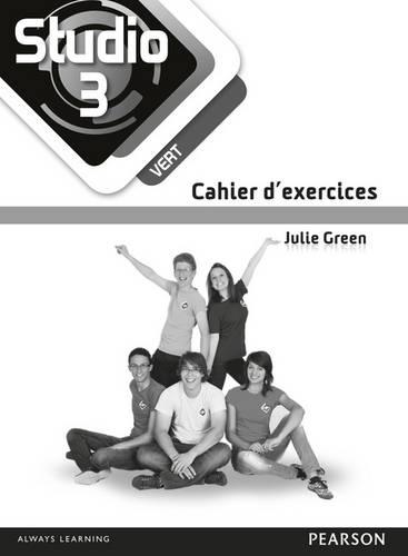 Studio 3 vert Workbook for Pack (11-14 French) - Studio (Paperback)