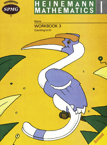 Heinemann Maths 1 Workbook 3: Counting to 10 - HEINEMANN MATHS (Paperback)