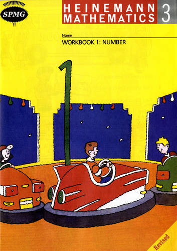 Heinemann Maths 3 Workbook 1: Number - HEINEMANN MATHS (Paperback)