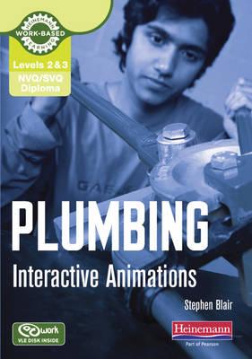 Level 2 NVQ/SVQ Plumbing Interactive Animations CD-ROM - NVQ Plumbing (CD-ROM)