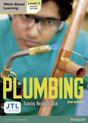 Level 3 NVQ/SVQ Plumbing Training Resource Disk - NVQ Plumbing (CD-ROM)